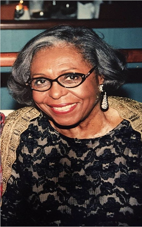 On Saturday, April 13, Alvis Rogers will celebrate her 100th birthday with family and friends.