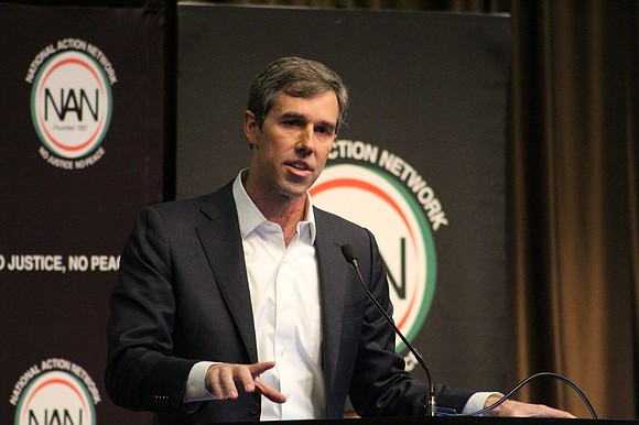 Democrat Beto O'Rourke has announced he's dropping his 2020 presidential bid.