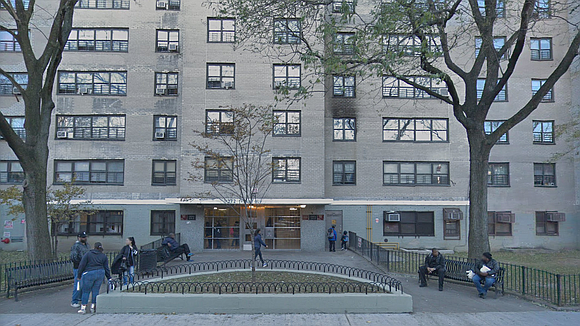 New York City Housing Authority residents living in Wyckoff Gardens have a lot to say about their water: it's dirty ...