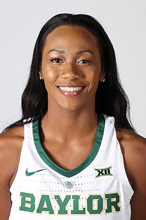At the end of Chloe Jackson's college basketball journey, she found a pot of gold. The 5-foot-8 guard was named ...