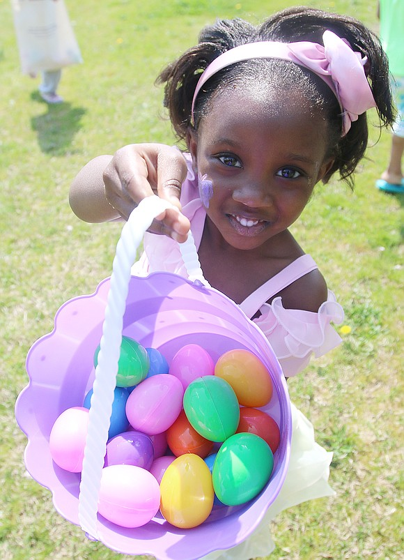 Youngsters will have a chance to win prizes, visit with the Easter Bunny and have fun this weekend at the ...