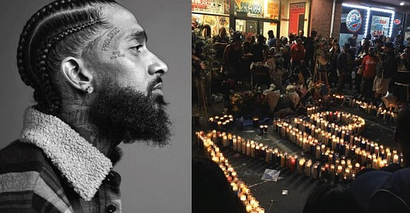 Nipsey Hussle, whose real name was Ermias Joseph Asghedom, was shot to death in Los Angeles on March 31 outside ...