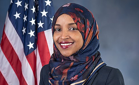 Supporters of President Donald Trump at his recent rally in North Carolina pointed their pitchforks against the Democratic Congresswoman Somalian ...