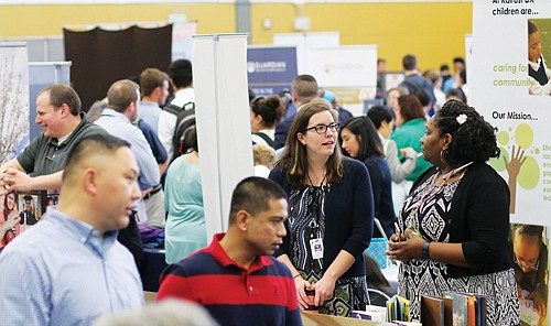 Several of Oregon's most admired companies will be on hand this year when the Portland Community College Job Fair returns ...
