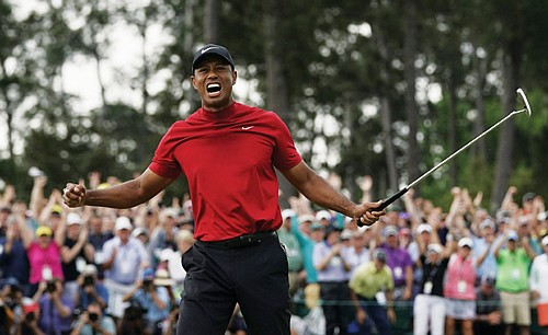 It had been 14 years since Woods last won the Masters, and he had gone nearly 11 years since his ...