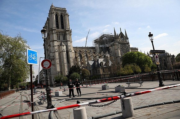 Prosecutors investigating the causes of the inferno that tore through Notre Dame Cathedral in Paris have interviewed construction workers and ...