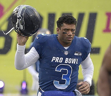 Russell Wilson is sticking around with the Seattle Seahawks as the highest paid player in the NFL. Wilson posted a ...