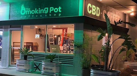 The Smoking Pot, a new coffee shop serving up CBD-infused beverages, is set to open this week in Spring Branch. ...