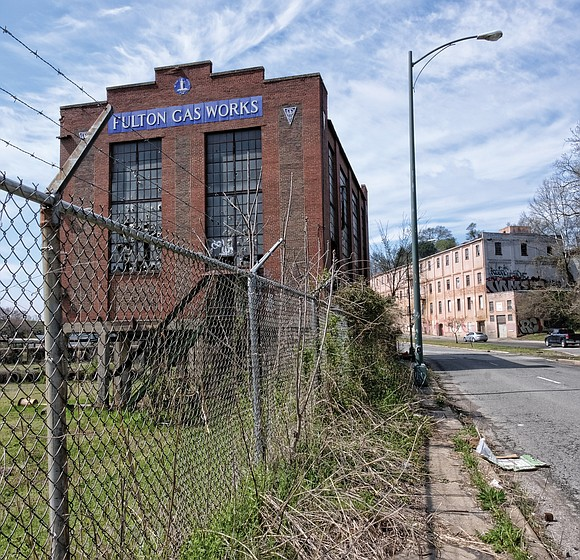 A four-year-old plan to turn the now vacant Fulton Gas Works in the East End into a modern hub of ...