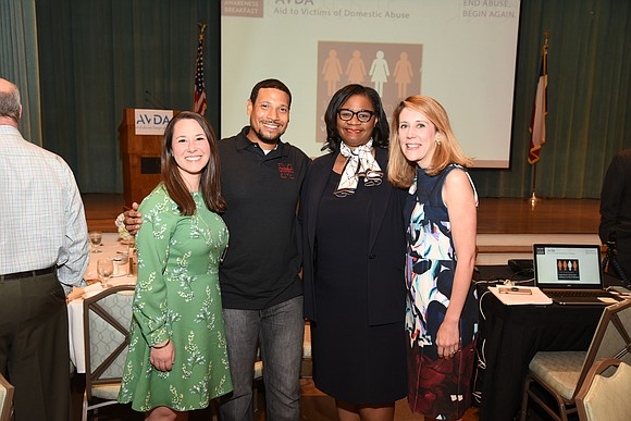 More than 300 guests attended AVDA's (Aid to Victims of Domestic Abuse) End Abuse 2019 Awareness Breakfast on April 17, ...