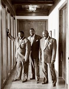 Today, multi-platinum selling Rock & Roll Hall of Fame inductees, The O'Jays (Eddie Levert Sr., Walter Williams Sr. and Eric ...