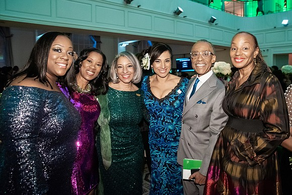 The Greater New York Chapter of The Links celebrated its 70th anniversary with a sparkling gala fundraiser on an equally ...