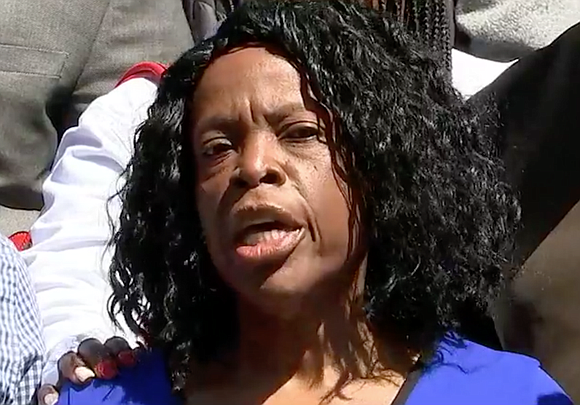 """""""I'm innocent,"""" said Chanel Lewis to those in the courtroom. """"I'm sorry for the family's loss, but I didn't do ..."""