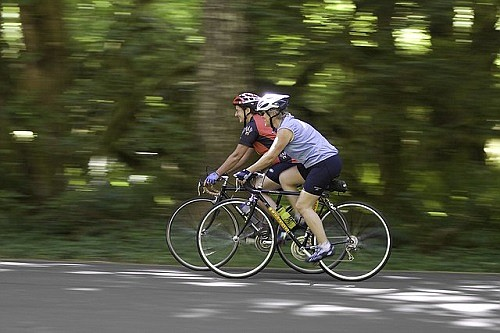 During the month of May, businesses, workplaces, families, and friends can form teams and log bike trips and miles to ...