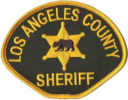 The Los Angeles County Sheriff's Department reported this week..