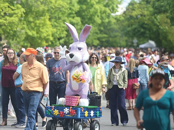 Sunday might have been the final edition of Easter on Parade — at least as an organized event. Thousands of ...