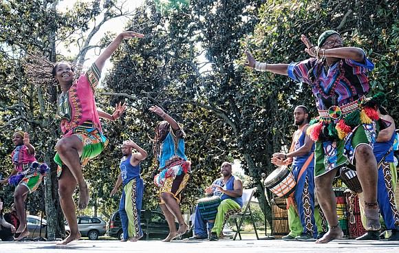 Richmond's longest running African dance company is shortening its name as it prepares to mark its 46th year with its ...