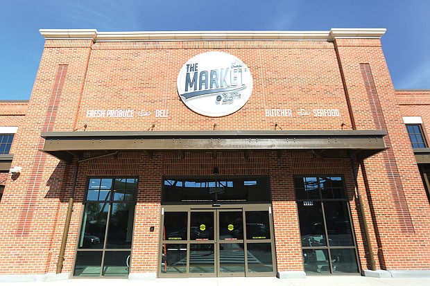 The highly anticipated 25,000-square-foot grocery store, The Market @ 25th, will open Monday, April 29, at 25th Street and Fairmount Avenue in Church Hill.