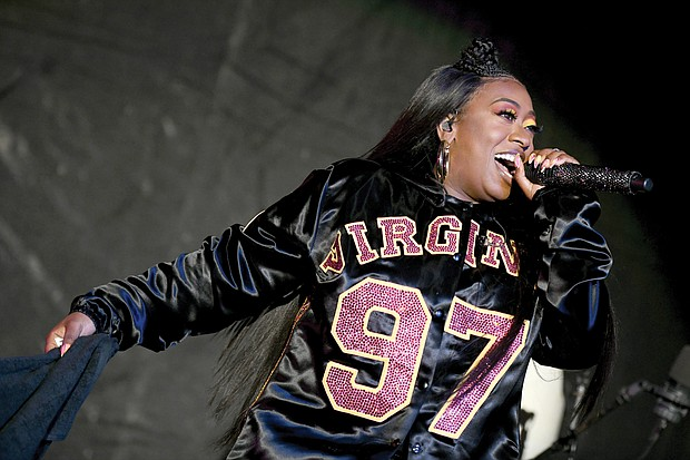 Performers announced and unannounced wowed the crowd on Sunday, including Portsmouth native Missy Elliott.
