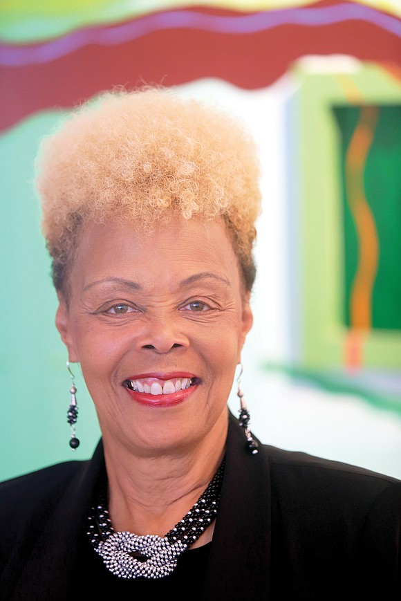 Cynthia Owens Richardson, president of the Petersburg Area Art League, wants the nonprofit to be a mecca for people to ...