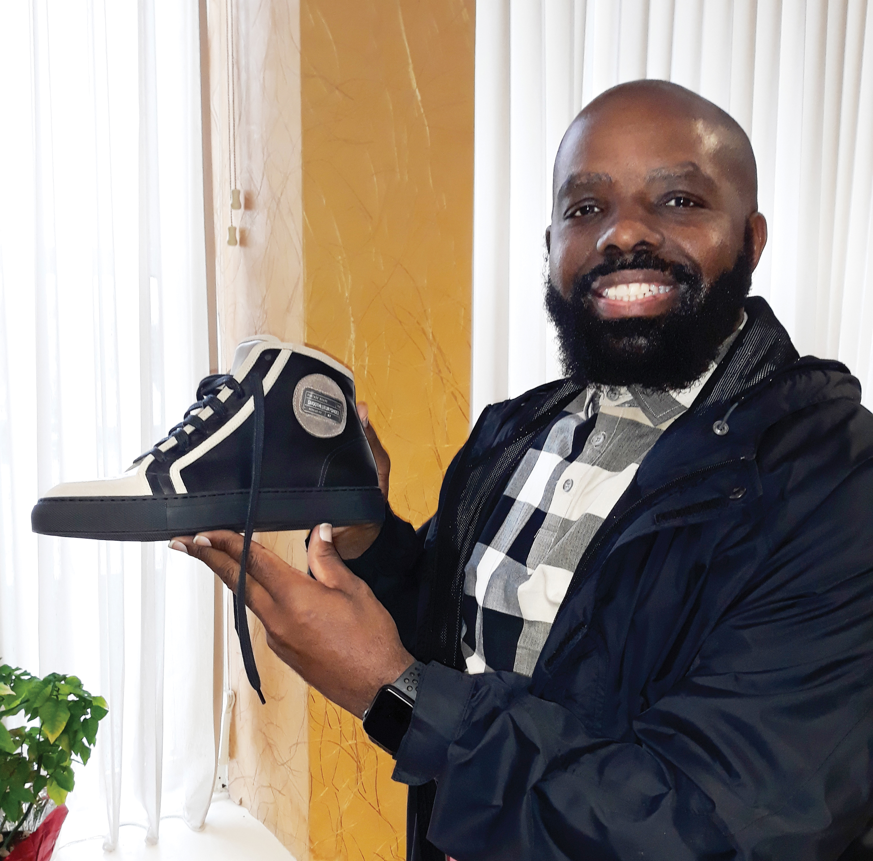 Local Designer Ties Down Sneaker Line