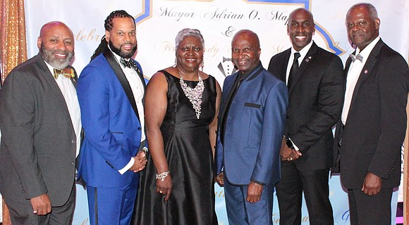The mayor of Plainfield, Adrian O. Mapp, hosted his annual gala Friday, May 3, at Deewan Banquet in Piscataway Township.