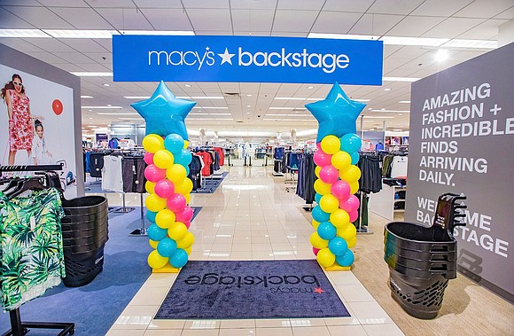 Macy's welcomes Macy's Backstage to its location in Willowbrook, on Saturday, May 18. Macy's Backstage offers fashion-loving customers another way ...