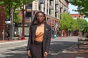Shanice Clarke, a career educator who runs a resource center for black students at Portland State University, is running for Portland Public School Board, Zone 2, representing inner north, northeast and southeast Portland. Ballots for the May 21 election are in the mail.