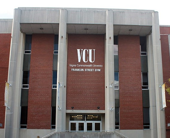 The old gymnasium at Virginia Commonwealth University will be replaced with a $121 million, six-story building dedicated to science, technology, ...