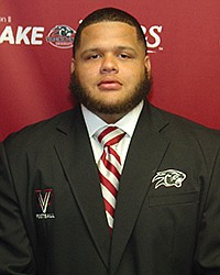 Virginia Union University's Shamdu Nalls has signed a free agent contract to try out for the NFL's Buffalo Bills.