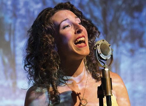 Vocalist Julie Amici