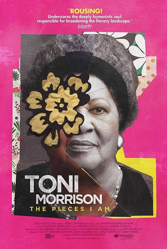 Check out the new trailer for Magnolia Pictures upcoming documentary, TONI MORRISON: THE PIECES I AM, releasing in theaters on ...