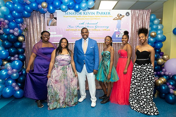 On Saturday, May 18, State Sen. Kevin Parker offered his support to graduating high school students by hosting his 12th ...
