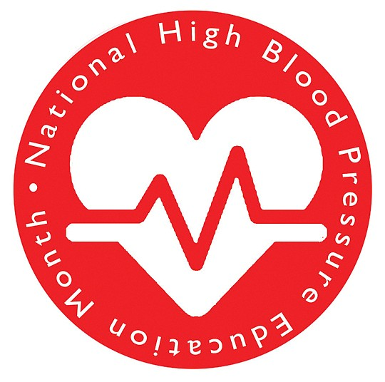 May is National High Blood Pressure Month, and it's important to..