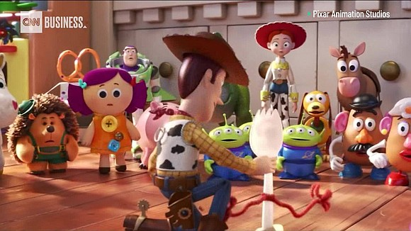 "We're just one month away from ""Toy Story 4"" and Pixar has dropped a new trailer with yet another new ..."