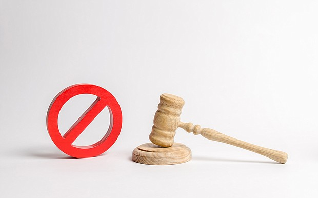 Prohibiting and restrictive laws
