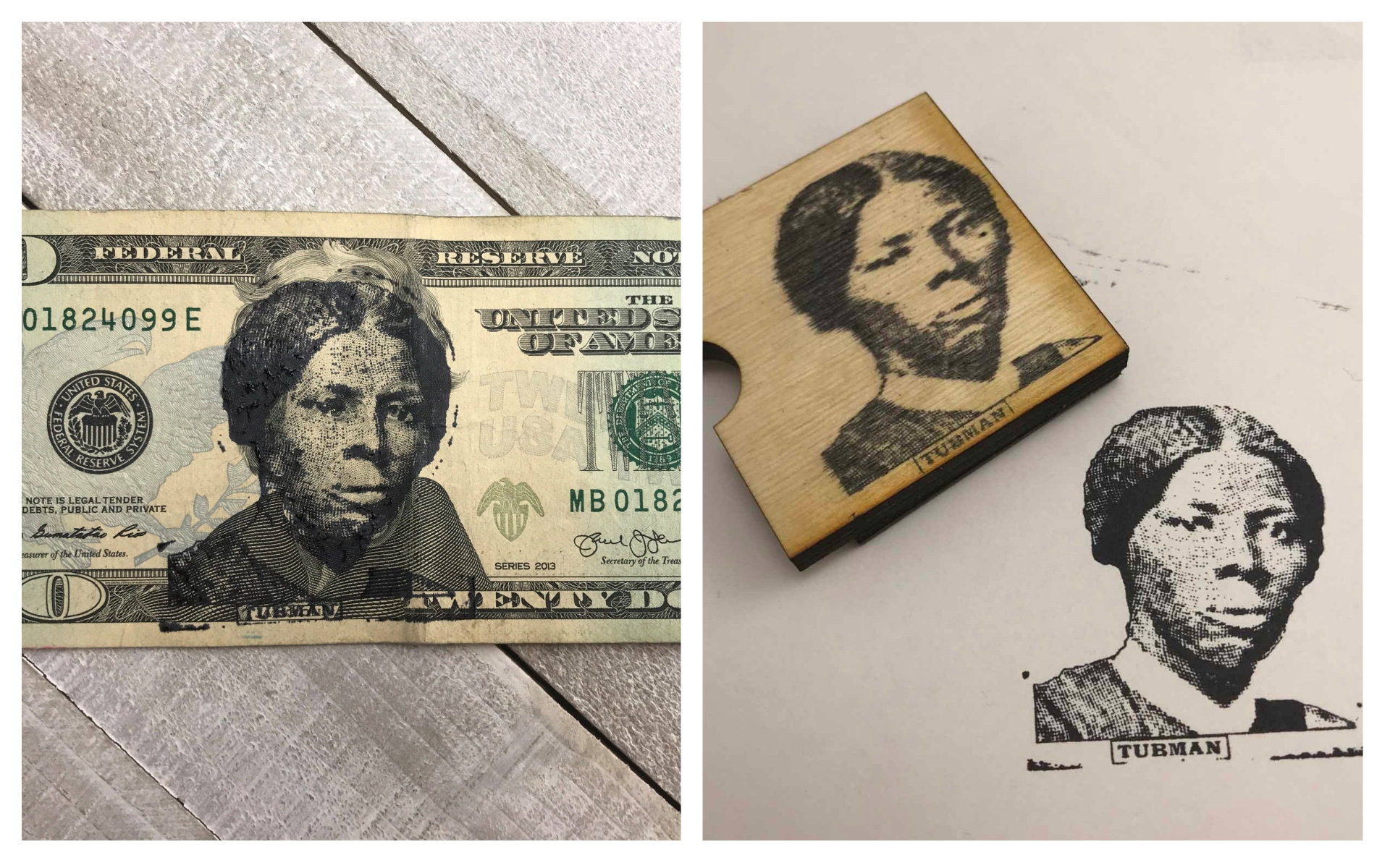 Harriet Tubman Stamp Starts Movement To Replace Andrew Jackson On 20 Bill New York Amsterdam News The New Black View