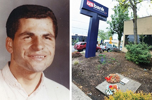 25 years ago Eddie Morgan was shot to death on the corner of Northeast 42nd and Alberta in what remains ...