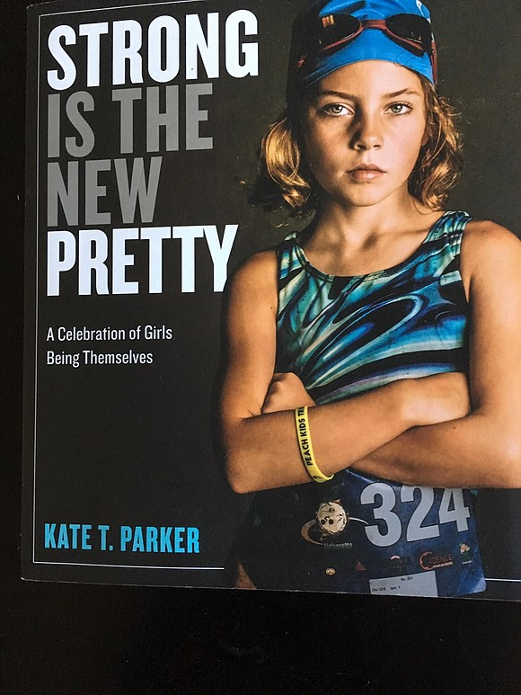 "For today's teens and tweens, ""Strong Is the New Pretty"" by Kate T. Parker (2017, hard cover), is part of ..."