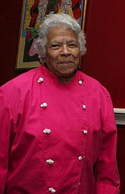 New Orleans chef and civil rights icon Leah Chase, who created the city's first white-tablecloth restaurant for Black patrons...