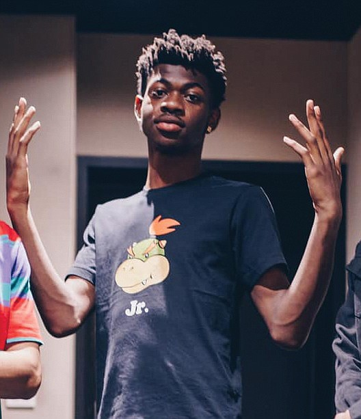 Lil Nas X continued his winning way...