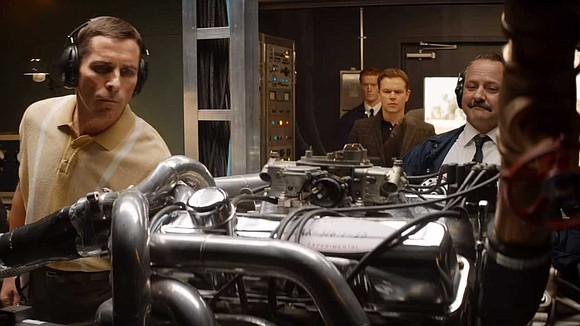 """The first trailer for """"Ford v. Ferrari"""" has been released. The highly anticipated film, starring Matt Damon and Christian Bale, ..."""