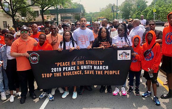 June is Gun Violence Awareness Month and activists around the city continue their annual call out for a cease fire, ...