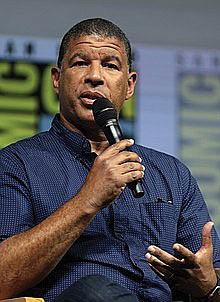 Peter Ramsey, the first Black nominee for the Best Animated Feature..