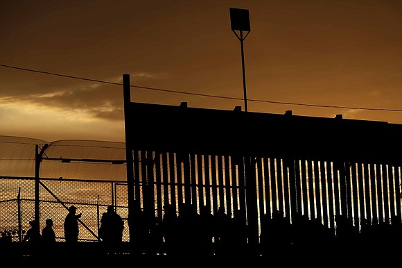 More than 144,000 migrants were encountered or arrested at the US-Mexico border in May, a roughly 32% increase over April ...