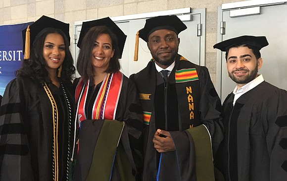 On May 30, 2019, Touro College of Pharmacy in Harlem awarded 82 graduates their Doctor of Pharmacy degrees during festive ...
