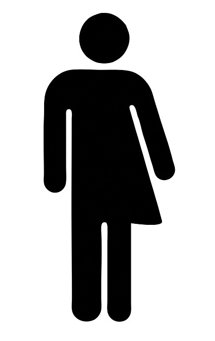 The Board of Supervisors voted this week to make all-gender restrooms..