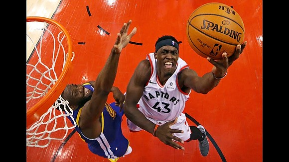 On Sunday in Game 2 of the NBA Finals, the Toronto Raptors squandered a fortuitous opportunity at home to put ...