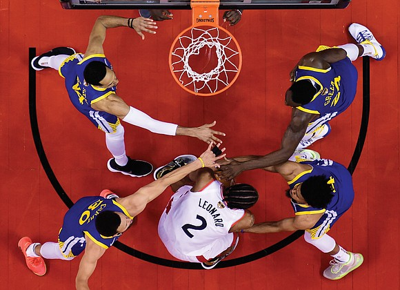 """The Golden State Warriors' motto during their historic glory run has been """"Strength in Numbers."""""""
