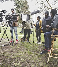 Black and women filmmakers, who are sorely underrepresented nationwide in the television and movie industries, were the focus of a yearlong fellowship for filmmakers of color, called Open Signal Labs, which will premiere its first cohorts' work this Friday.